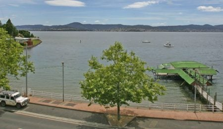 Neighbourhood Sandy Bay, Hobart - Motel 429